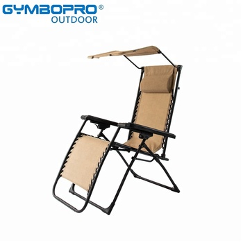 Patio Furniture For Over 300 Lbs.Gymbopro Zero Gravity Patio Lounge Chair Sunshade Canopy Outdoor Chair Durable Mesh With Headrest Support 300lbs Buy Reclining Chair Zero Gravity