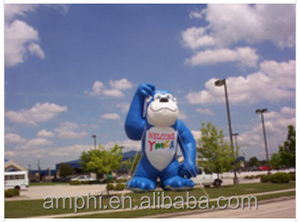 blue Giant King Kong Balloon,giant advertising balloons