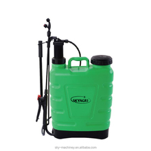 agriculture machine equipment 16L universal hand agro high pressure fruit tree sprayer