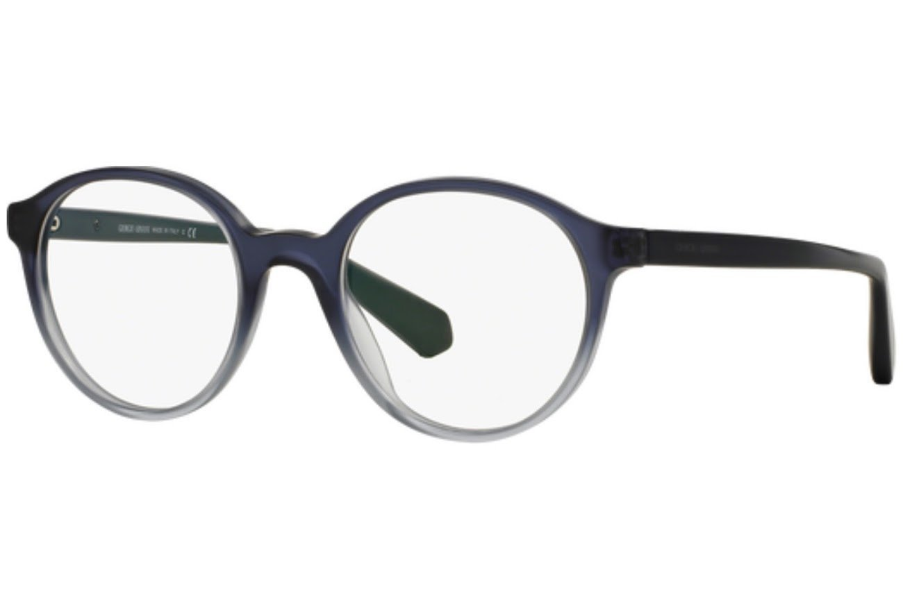 b8db996c0c8 Buy Giorgio Armani AR 7095 Eyeglasses 5443 Blue in Cheap Price on ...