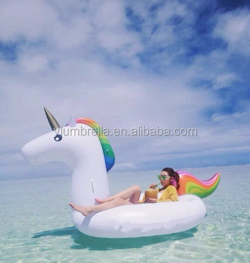 inflatable unicorn pool float party inflatable unicorn toy