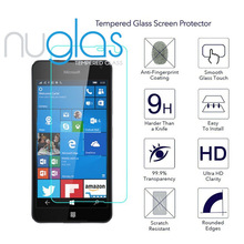 China supplier 0.3mm Premium Tempered Glass Screen Protector For Nokia Lumia 925/535/640XL/950XL/650/x2 /lumia 105