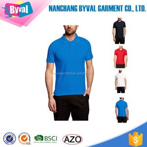 a9fe7285 Mens Polo Shirt Dryfit 100% Polyester Rib Collar Sleeve Cuffs Light Golf  Shirts in Mens