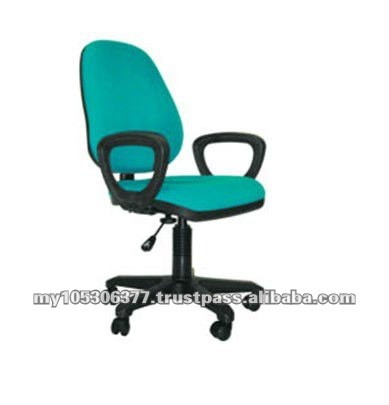Gozzo GOTYP-0620 Plastic Back Cover Highback Typist Chair