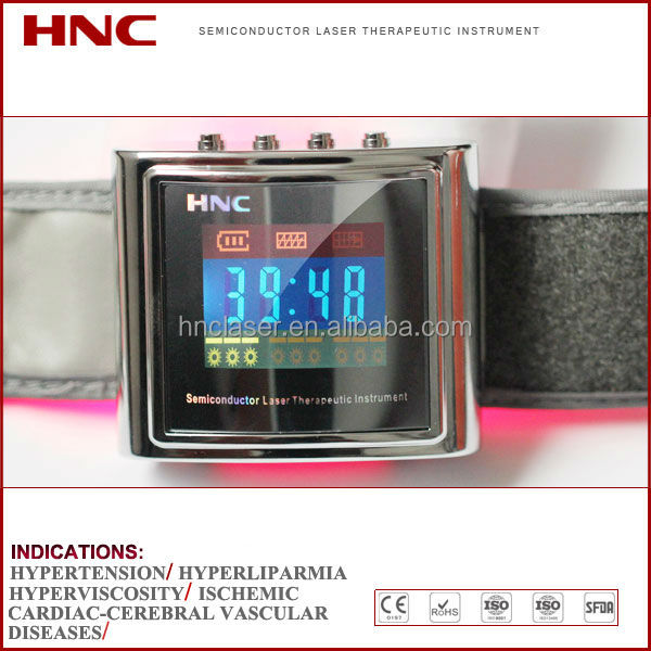HNC factory offer blood pressure wrist watch with CE&RoHs