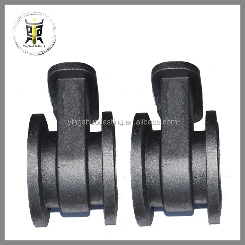 OEM ductile iron casting astm a536 65-45-12