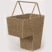 12 x 12 foldable cloth cotton storage basket
