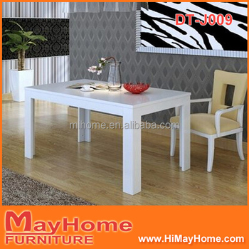 White Style Dining Table Made In Malaysia And China Buy