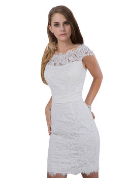 Wholesale homecoming dresses under 60 dollars latest lace dress ...