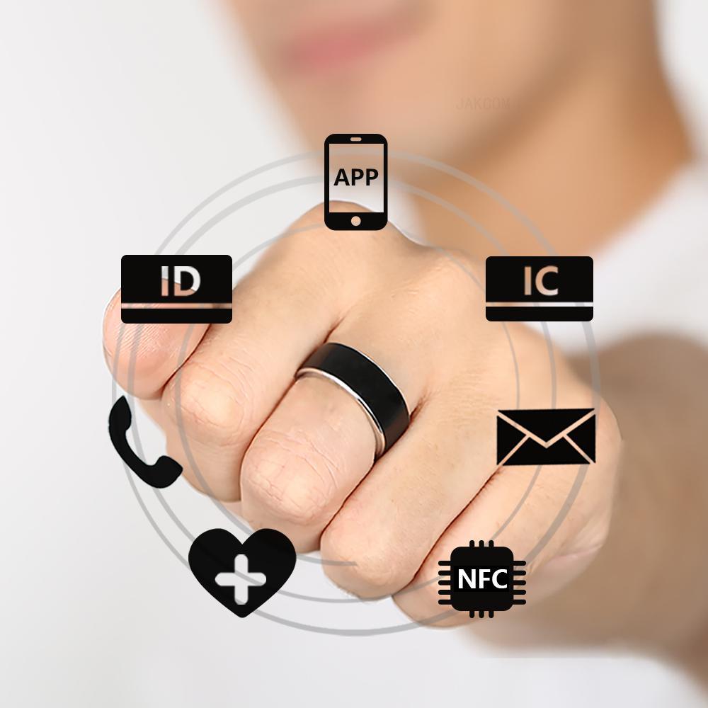 JAKCOM R3 Smart Ring 2018 New Product of Smart Accessories like wrist band camera mi mobile phone фото