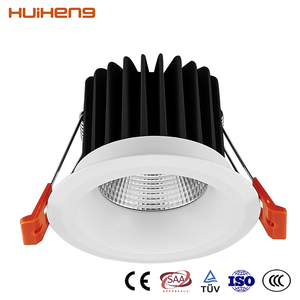 Factory Supply 265V OEM 65Mm Cutout COB LED Downlight 7W Down light