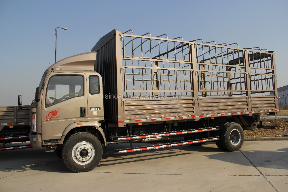 howo stake cargo truck, widly used for transport kinds goods