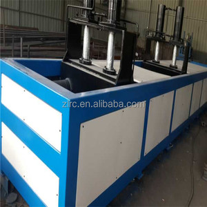 FRP pultrusion machine, FRP pultruded profile machine