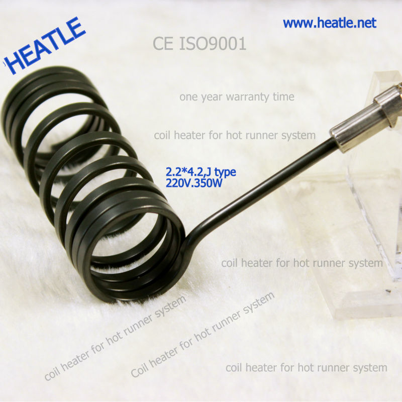 Micro Tubular Coil Heaters Electric Coil Spring Heater