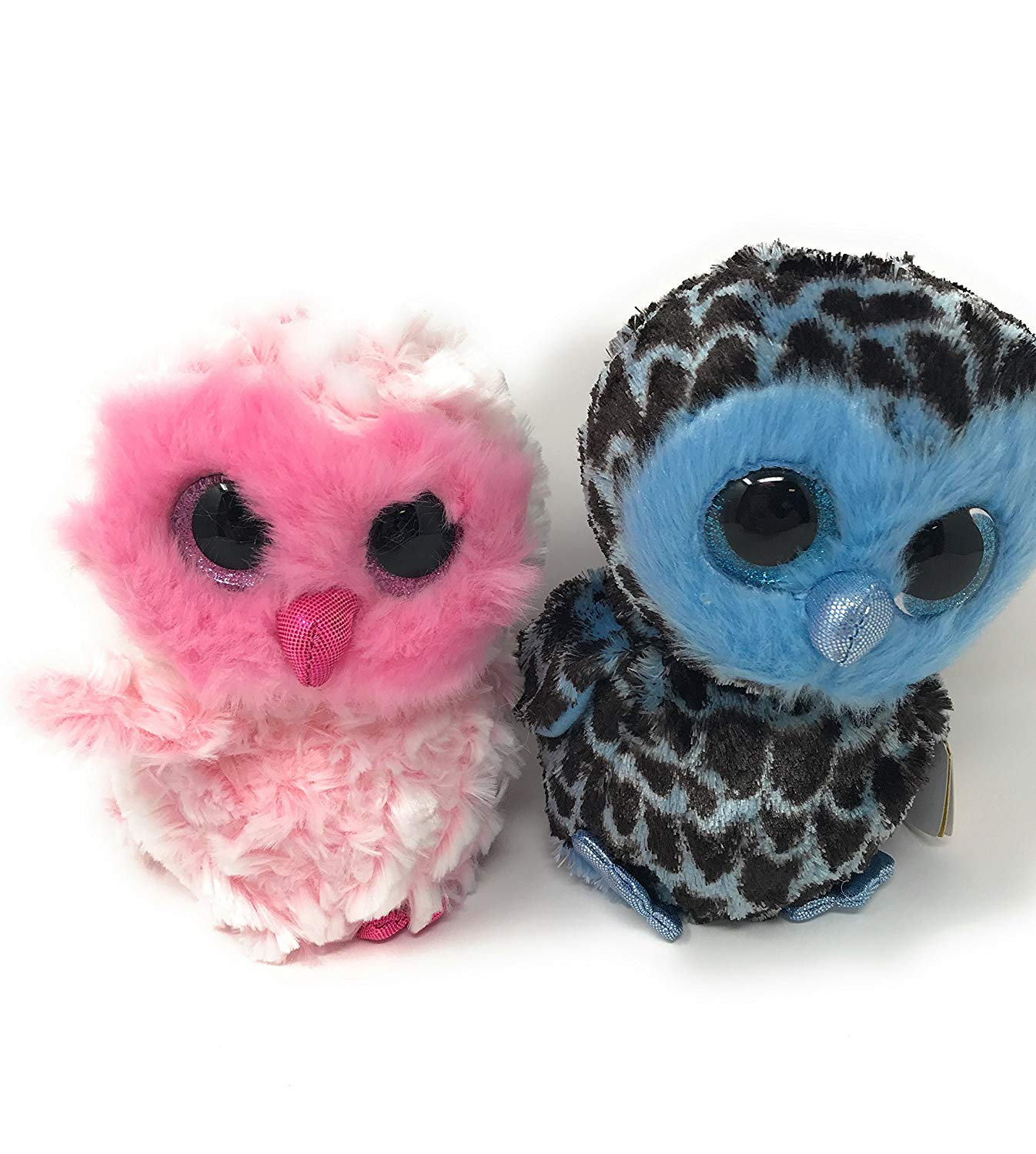 Get Quotations · TY beanie boos set of 2 e28fdb8d0926