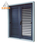 Sliding window Roller Shutter Door,Customized Powder Coating Rolling Extrusion Aluminium Profile Shutters