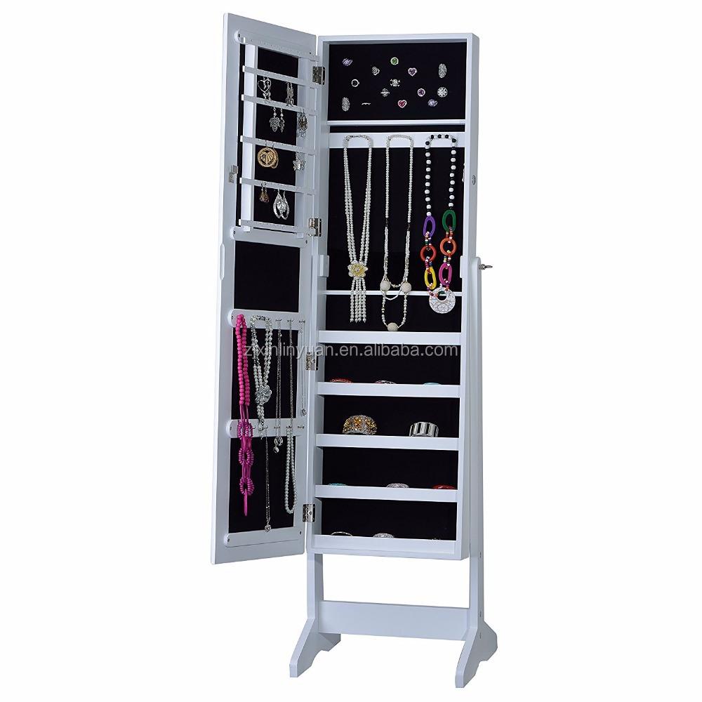 Full Length Mirror Jewelry Storage Full Length Mirror Jewelry