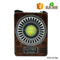 2015 New EL-908U mini fm auto scan radio usb radio radio receiver
