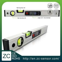 ZC Sensor Hot Selling Digital Level Measuring Instruments with Bubbles
