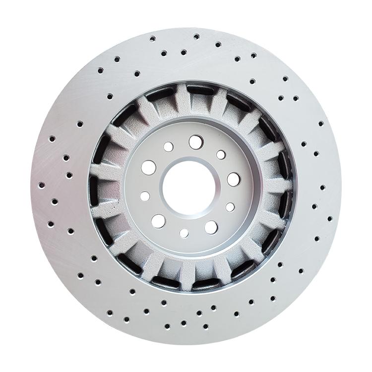 Front 345 mm Brake Rotors For CHRYSLER 300 300C DODGE CHALLENGER CHARGER MAGUM