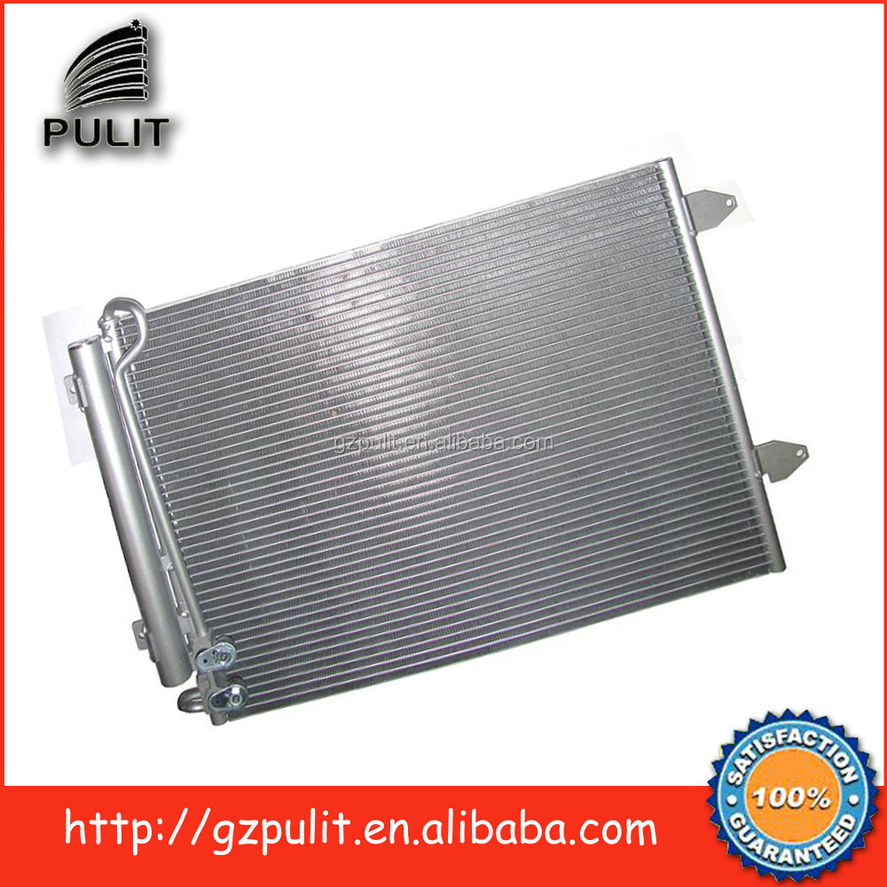 Parallel Flow auto air conditioning condenser for VW Passat Cc Variant B7 B6 1.4-2.0L 2005 air con a/c condenser 3C0820411C