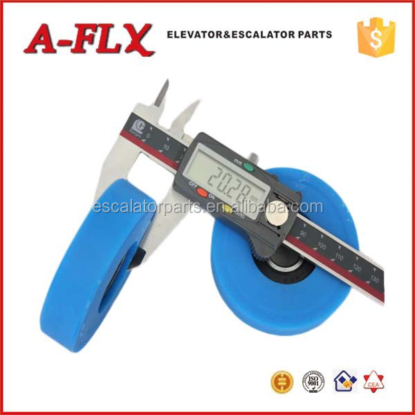 Escalator 76*20*6203 Step Roller Without axle Elevator Parts