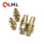 Solution Provider OEM Customized Powder Coated CNC Machined Brass
