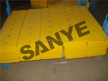 CUTTING EDGE 17A-71-11351 for D155a-3 bulldozer spare parts