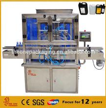 THE ONE CE factory price small bottle nitrogen tyre donut filling machine