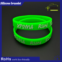 Baseball silicone Bracelets manufacturing Christian silicone bracelets