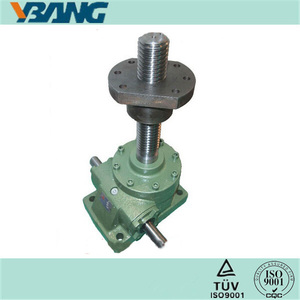 High Accuracy Manual Screw Jack