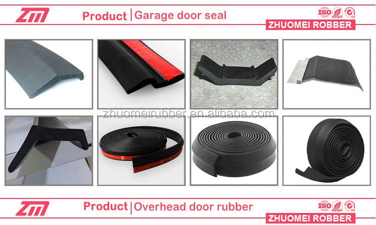 Garage Door Gap Filler Seal Strip
