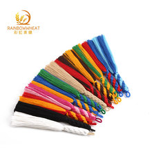 Beautiful Cord Colorful Silk Chinese Wholesale Tassels For Jewelry