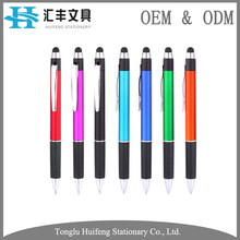 Personalized design promotional plastic office ballpen with custom logo