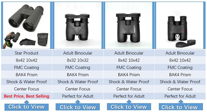 SECOZOOM High Definition 10x42 Waterproof Binoculars Telescope for Adults  outdoor activities, View high definition Binoculars, OEM ODM Product  Details