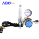 co2 regulator flowmeter with heater