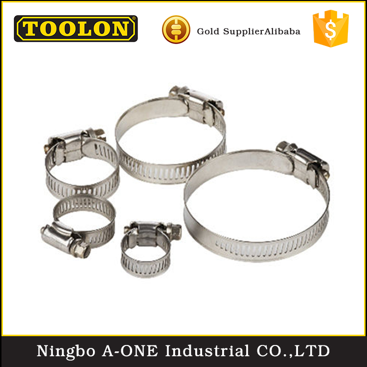 Best Brand In China Hose Clamp Size Chart
