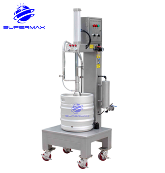 beer keg filling machine at a competitive price