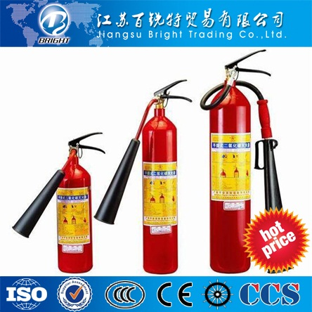 2015 New co2 cartridge for fire extinguisher manufacture