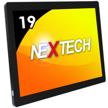 Nextech P Series 19 inch Capacitive Touch Monitor/True flat panel project capacitive/PCAP touch screen