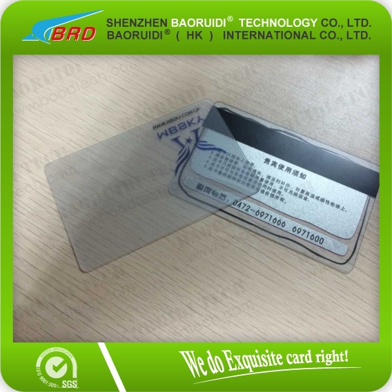 Clear plastic magnetic stripe cards clear plastic magnetic stripe clear plastic magnetic stripe cards clear plastic magnetic stripe cards suppliers and manufacturers at alibaba reheart Gallery