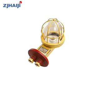 High performance portable waterproof CCD9-6 IP56 brass marine incandescent pendant light