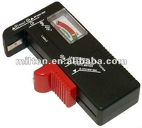 Universal Battery Checker Tester AA, AAA, C D, 9V Button