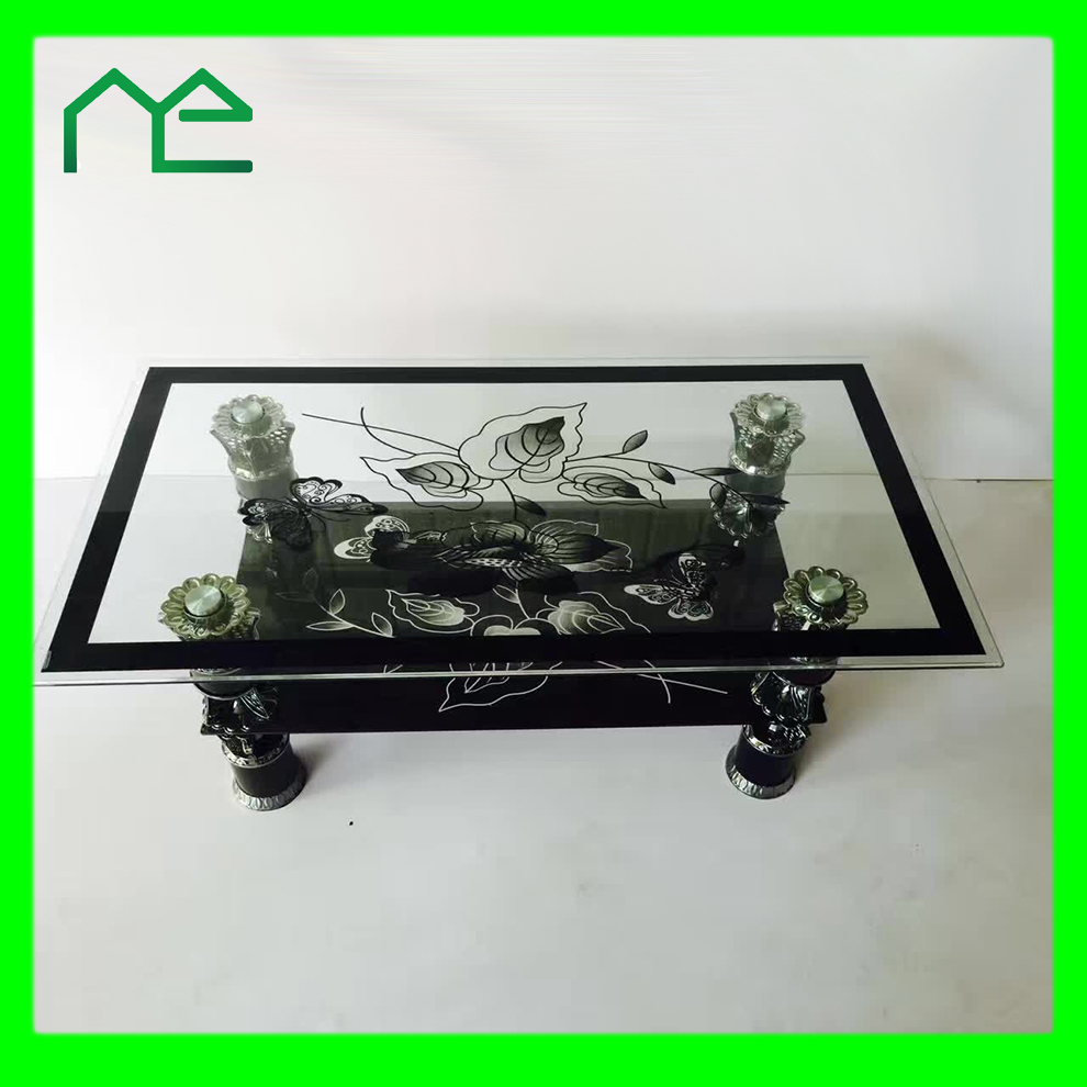 Black tempered glass coffee table black tempered glass coffee black tempered glass coffee table black tempered glass coffee table suppliers and manufacturers at alibaba geotapseo Gallery