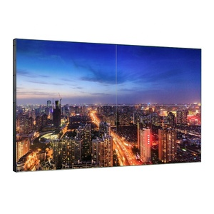 49 inch Cheap Good Quality 2x2 3x3 Ultra Narrow Bezel LCD Video Wall Monitor Solution