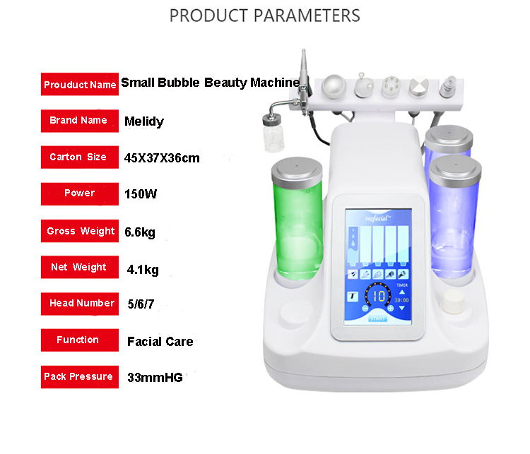 Water Dermabrasion Crystal Microdermabrasion Diamond Hydro Facial Machine