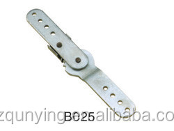 Adjustable metal tooth hinge bedroom furniture parts B025