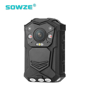 Built-in GPS Full HD IP67 Police Body Worn Hidden Camera For Law Enforcement