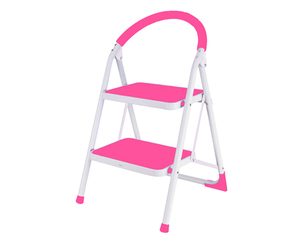 household wide iron step ladder price