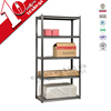 Light duty metal storage shelf/goods shelf/ steel display rack
